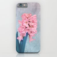 iPhone & iPod Case featuring HYACINTH by VIAINA