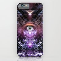 iPhone & iPod Case featuring Eye of the Beholder by Andre Villanueva