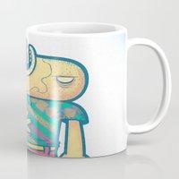 Brain Free Mug