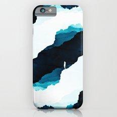 Teal Isolation iPhone 6 Slim Case