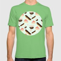 sweet things Mens Fitted Tee Grass SMALL
