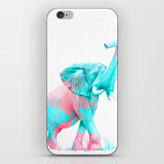 Elephant iPhone & iPod Skin