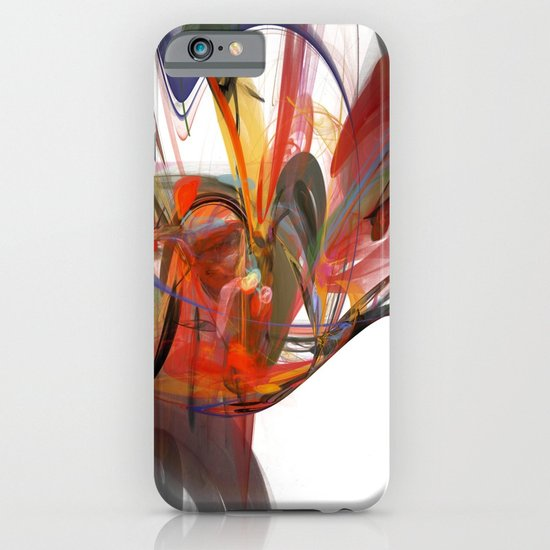Beautiful Chaos iPhone & iPod Case