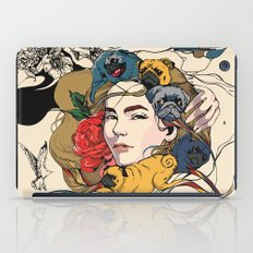 Let My Baby Stay iPad Case