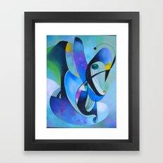 ruben 03 Framed Art Print