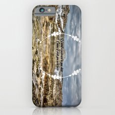Oh darling, I wish you were here iPhone 6s Slim Case