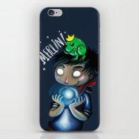 Merlin!!! iPhone & iPod Skin