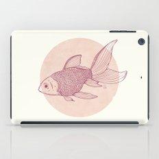 Lonely Goldfish iPad Case
