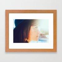 J000 Framed Art Print