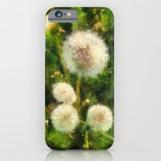 just a happy day  Slim Case iPhone 6s