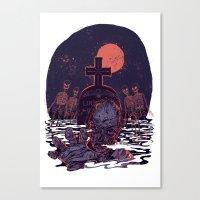Lucien Canvas Print