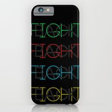 Fight Back iPhone 6 Slim Case