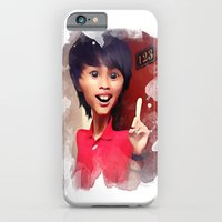 iPhone & iPod Case featuring humor by thinKING