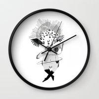 Mailing Angel Wall Clock