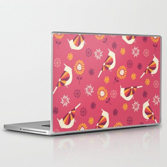 Rockin Robin's Laptop & iPad Skin