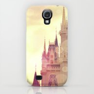 iPhone & iPod Case featuring Disney Cinderella Castle by AndreaClare