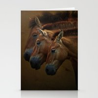 Three Amigos Stationery Cards