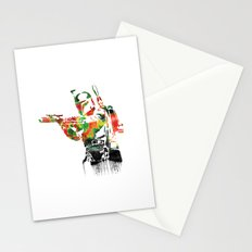 Boba Fett Print Stationery Cards