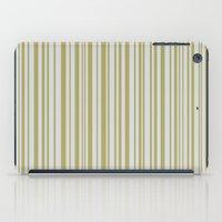 Lines 32 Gold on Platnium iPad Case