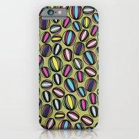 Geo Scatter iPhone 6 Slim Case