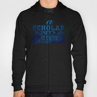 A Scholar and a Gentlewoman Hoody