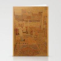 Carpets Stationery Cards
