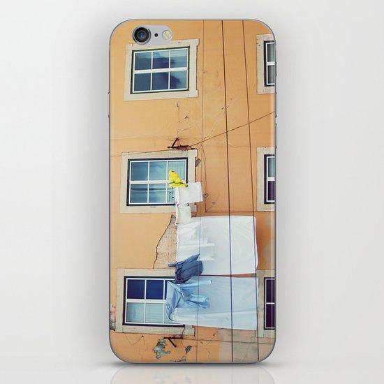Windows of Alfama, Lisbon iPhone & iPod Skin