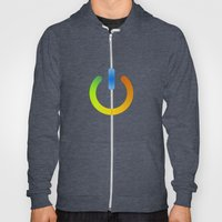Power Color Hoody