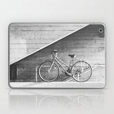 Bike and lines Laptop & iPad Skin