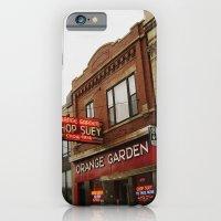 Orange Garden ~ chop suey to take home! iPhone 6 Slim Case