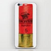 12 Guage Shell iPhone & iPod Skin