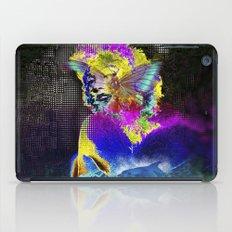 Marilin butterfly dolphin  iPad Case