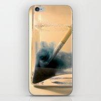 Paint Brush Wash Up iPhone & iPod Skin