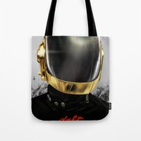 Daft Punk I Tote Bag