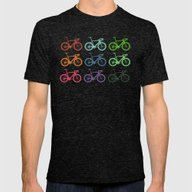 T-shirt featuring Racing Bicycle by Fabian Bross