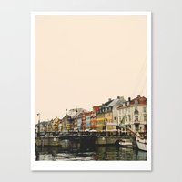 Jul Canvas Print