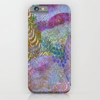 Feathered Ripples iPhone 6 Slim Case