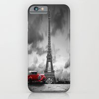 iPhone & iPod Case featuring A Glimpse Of The Future by Robin Curtiss