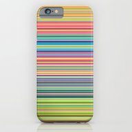 STRIPES17 iPhone 6 Slim Case