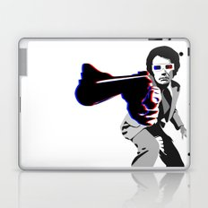 3Dirty Harry Laptop & iPad Skin