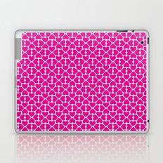 Pink Trefoil Laptop & iPad Skin