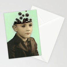 Fur Brains - Hand Painted Vintage Photography Stationery Cards