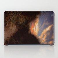 Sunset Through The Dunes iPad Case