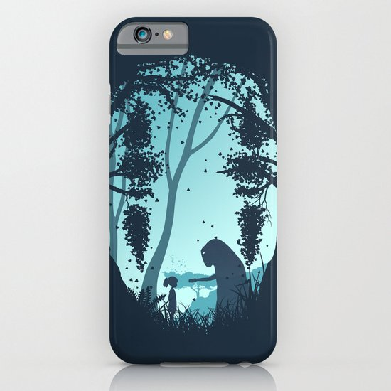 Lonely Spirit iPhone & iPod Case