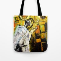 Breakfast On Park Road I… Tote Bag