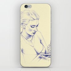 Scarlett iPhone & iPod Skin