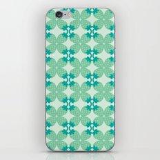 Pattern: Blue Strawberries iPhone & iPod Skin