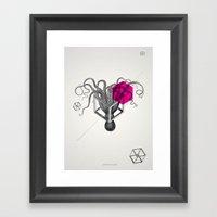 Archetypes Series: Sophi… Framed Art Print