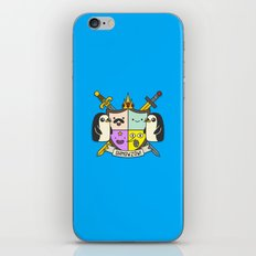 Heroooldry iPhone & iPod Skin