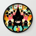 Magical Friends Wall Clock